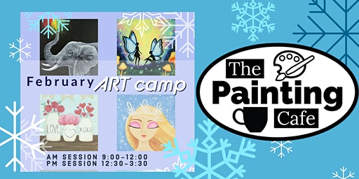February Break Art Camp
