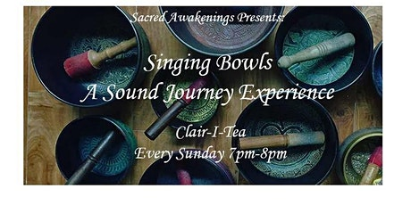 Singing Bowls - A Sound Journey Experience tickets