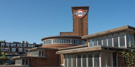 Suburbs, Stations and Subways: a walk around Hanger Hill tickets