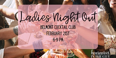 Ladies Night Out Sip & Shop Social tickets