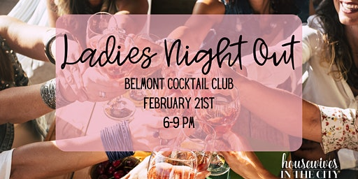 Ladies Night Out Sip & Shop Social