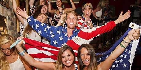 July 4th Weekend Friday Bar Crawl tickets