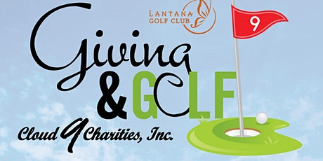 Cloud 9 Charities Giving and Golf 2020 tickets