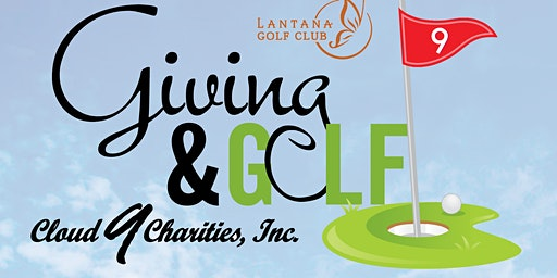 Cloud 9 Charities Giving and Golf 2020