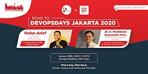 DevOps Indonesia x LinkAja - Roadshow to DevOpsDays Jakarta 2020