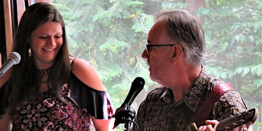 Mark & Jill Sing The Blues At Ledge Rock Hill Winery