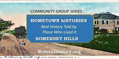 Hometown Stories - Live History Roundtable tickets