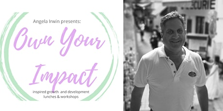 February Own Your Impact Lunch + Networking billets