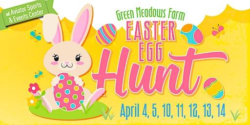 Green Meadows Farm Brooklyn Easter Egg Hunt 2020