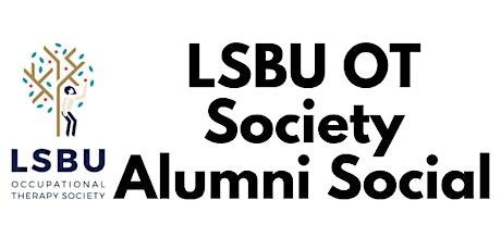 LSBU OT Society Alumni Social tickets
