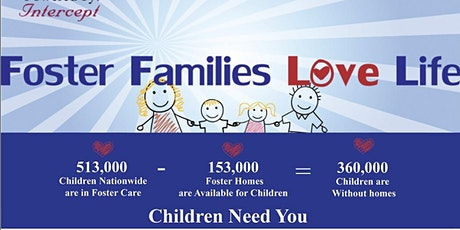 Foster Care Informational Session tickets