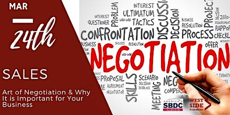 The Art of Negotiation and Why It Is Important to Your Business tickets