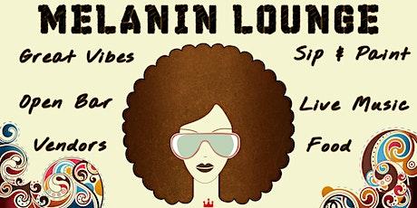 The Melanin Lounge tickets