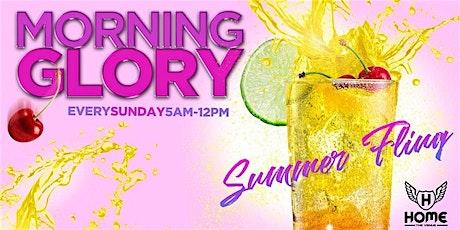 Morning Glory - Summer Fling tickets