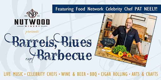 Dinner w/Celebrity Chef Pat Neely at Barrels, Blues and Barbecue