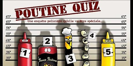 Poutine Quiz S01E04 - Spécial Enquête Spéciale tickets