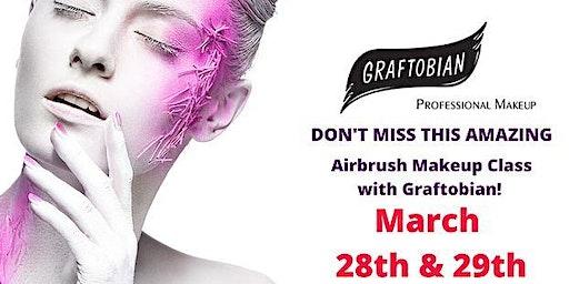 Airbrush Class Graftobian!