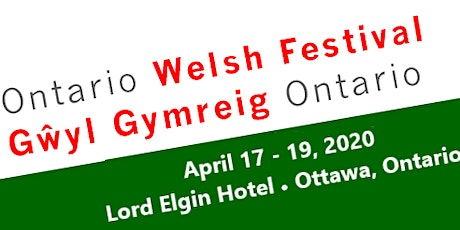 Ontario Welsh Festival 2020 tickets