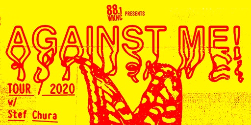 AGAINST ME!/ Stef Chura/Museum Mouth