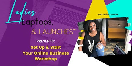 Set Up & Start Your Online Business tickets