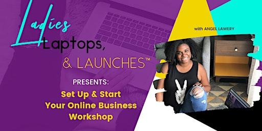 Set Up & Start Your Online Business