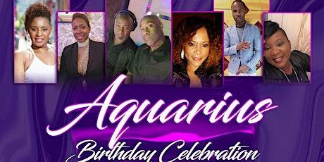 The Aquarius Celebration tickets