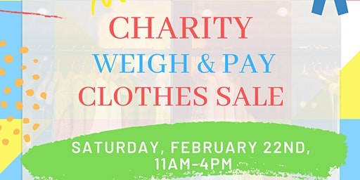 Weigh and Pay Sale