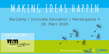 BarCamp Innovate Education 2020 Tickets