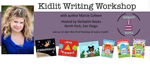 March Kidlit Writing Workshop