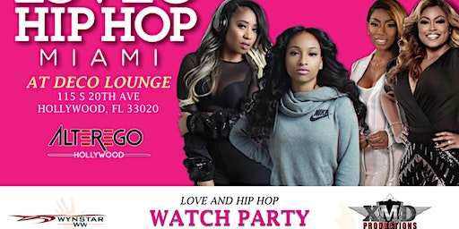**Free Event** LHHMIA WATCH PARTY W/ JENNASKY, THERESA BOWE AND DJ NICKY