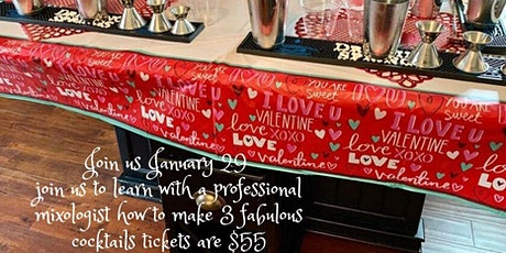 Pre-Galentines Day Mixology Party tickets
