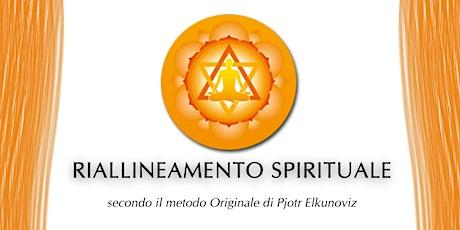 Riallineamento Spirituale - Conferenza Gratuita biglietti