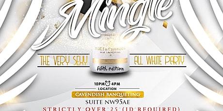 Mingle All White tickets