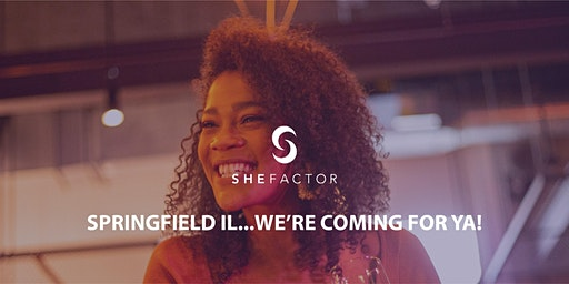 SheFactor Springfield February Squad Meeting