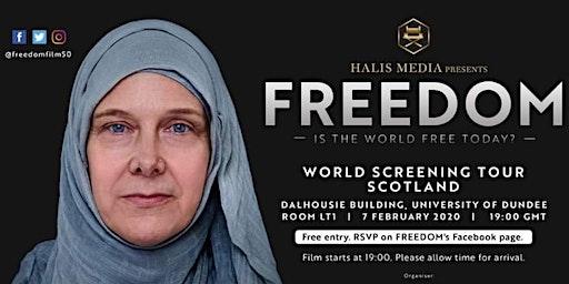 FREEDOM - Movie Screening