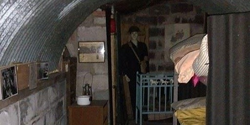1940's War Museum Ghost Hunt- Swansea- £29 P/P