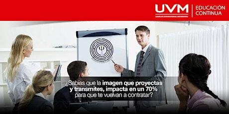 Presentaciones de Alto Impacto: Imagen Integral para Instructores entradas