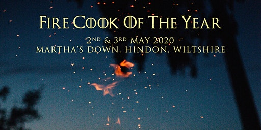 FIRE COOK OF THE YEAR™ 2020
