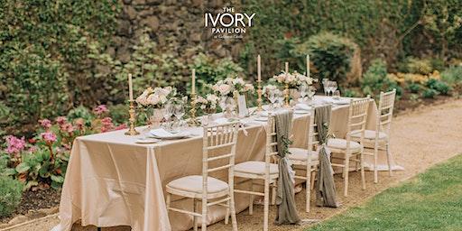 Spring Garden Wedding Showcase