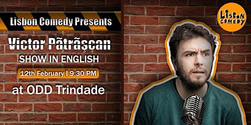 English Comedy - Victor Pãtrãşcan