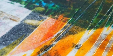 Online  GOLDEN Lecture/Demo: Mixed Media - MVCAC tickets