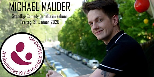 Michael Mauder - StandUp-Comedy Benefiz im zehner