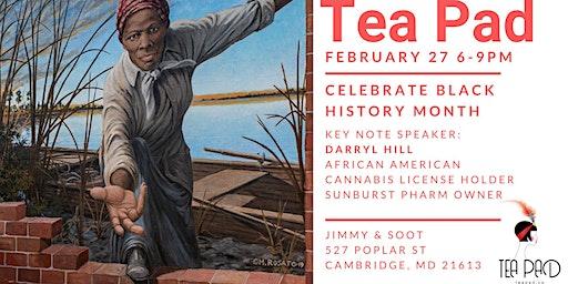 Tea Pad Celebrates Black History Month