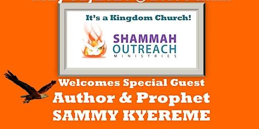 Shammah Ministries Sunday Worship Service with Prophet Sammy Kyereme