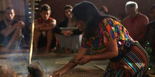 Traditional Mayan Cacao Ceremony, Tabaco Cleansing and Voice Activation