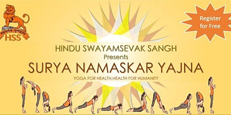 Sun Salutation Yogathon tickets