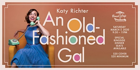 Katy Richter - Sat. March 7th tickets