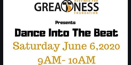 Dance Into the Beat tickets
