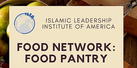 ILIA Food Pantry tickets