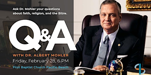 Q&A with Dr. Albert Mohler